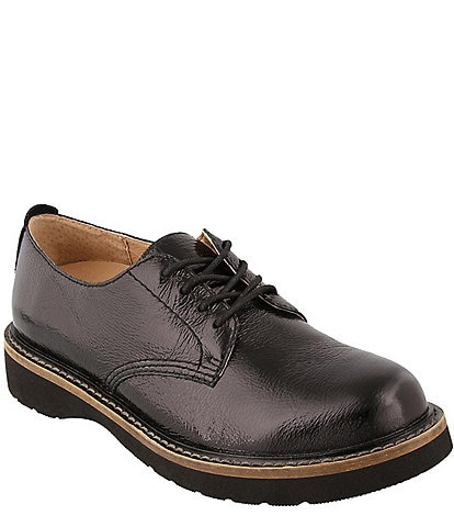 Taos Footwear Work It Patent Leather Oxfords
