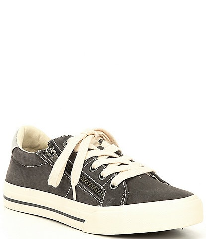 Taos Footwear Z-soul Canvas Sneakers