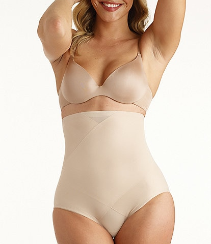 TC Fine Shapewear Tummy Tux Hi-Waist Brief