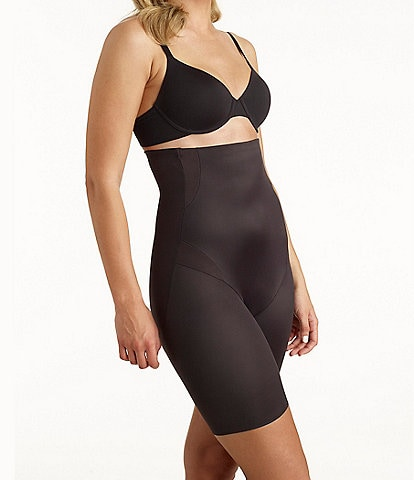 TC Fine Shapewear Cool & Comfortable Hi-Waist Thigh Slimmer
