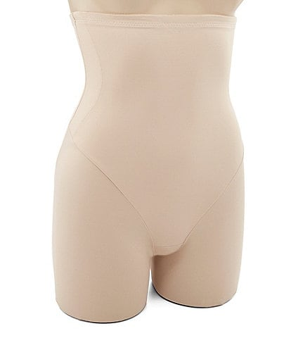 TC Fine Shapewear Shape Away Back Magic Hi-Waist Thigh Slimmer