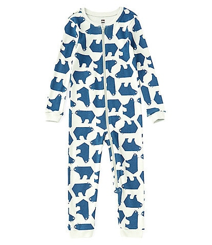 Tea Collection Baby/Little Boys 3 Months-4T Printed Long Sleeve Sleeper