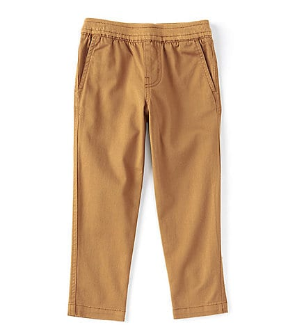 Tea Collection Little Girls 2-6 Timeless Twill Pull-On Pants