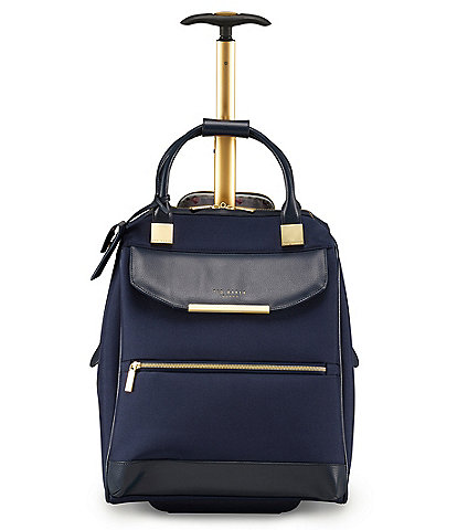 Ted Baker London Albany Navy Wheeled Business Case
