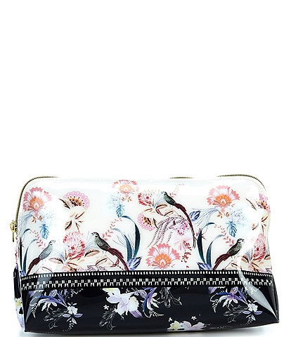 Ted Baker London Decksi Floral Cosmetic Washbag