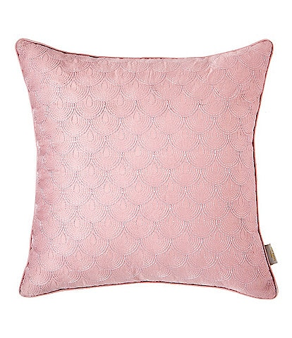 Ted Baker London Dottie Embroidered Square Pillow