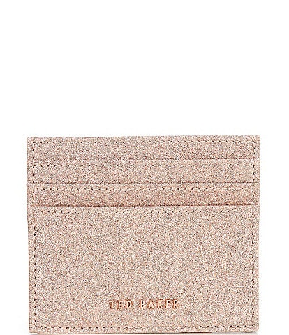 Ted Baker London Glitter Credit Card Holder
