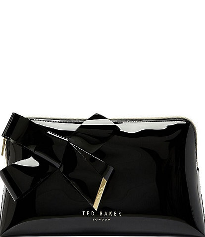 Ted Baker London Icon Knot Bow Large Cosmetic Bag