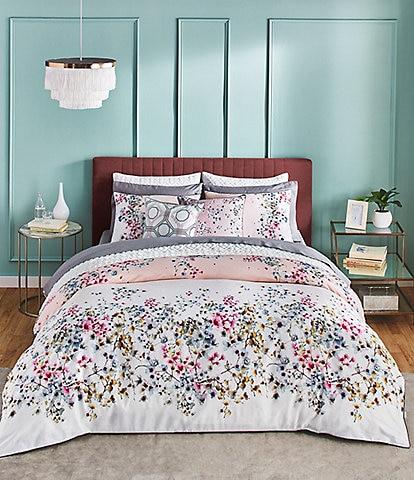 Ted Baker London Jasmine Pink Comforter Mini Set