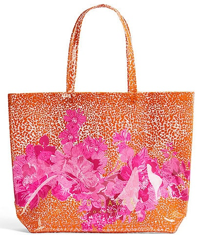 Ted Baker London Large Floral Cheetah Icon Tote Bag
