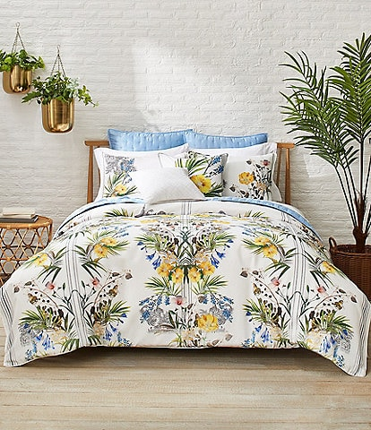 Ted Baker London Royal Palm Comforter Mini Set