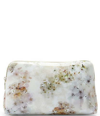 Ted Baker London Savva Print Cosmetic Washbag