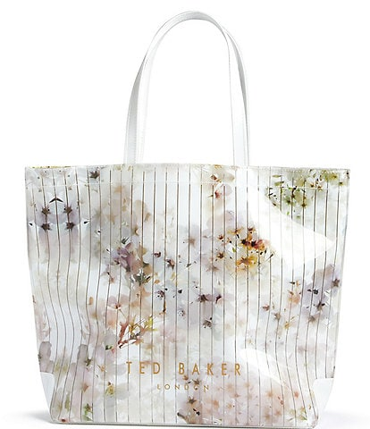 Ted Baker London Sazacon Print Large Icon Tote Bag