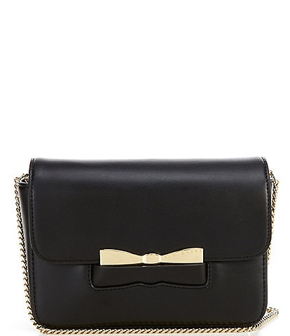 Ted Baker London Slotted Bow Crossbody Bag