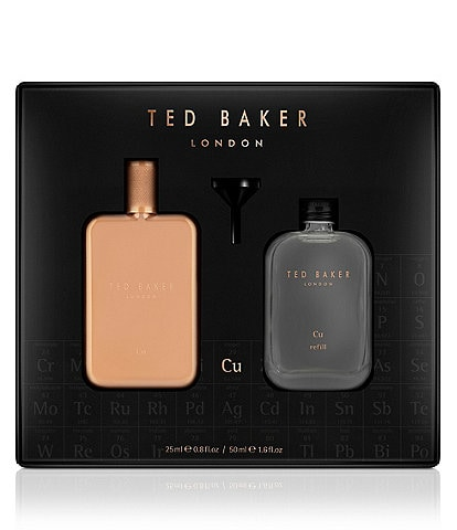 Ted Baker London Tonic CU Copper Men's Fragrance Gift Set