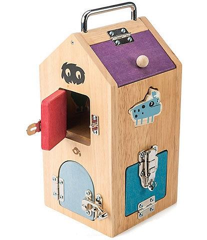 Tender Leaf Toys Monster Lock Box