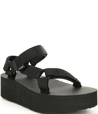 Teva Flatform Banded Platform Wedge Universal Sandal