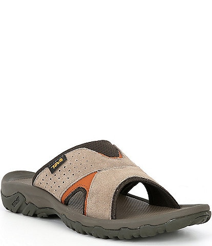 Teva Men's Katavi 2 Suede Slide Sandals