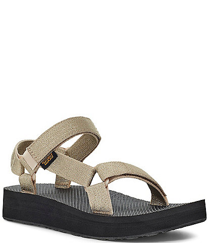 Teva Women's Midform Universal Metallic Sandals