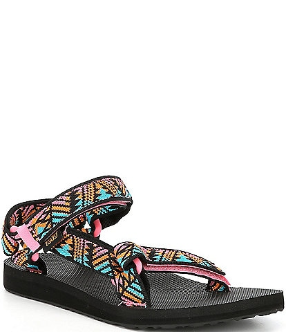 Teva Women's Original Universal Geo-Printed Sandals