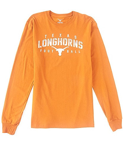 289C Apparel Texas Longhorns Dorance Long-Sleeve Tee