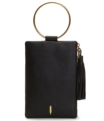 Thacker Nolita Ring Handle Tassel Clutch