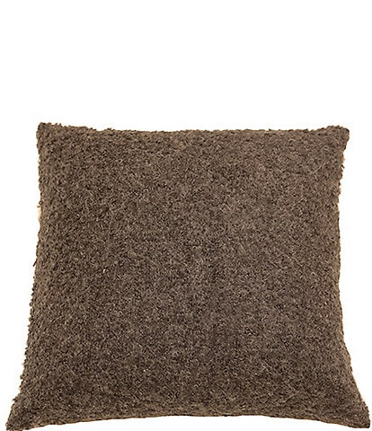 The Art of Home from Ann Gish Boucle Square Pillow