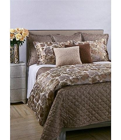 The Art of Home from Ann Gish Raffia Coverlet Set