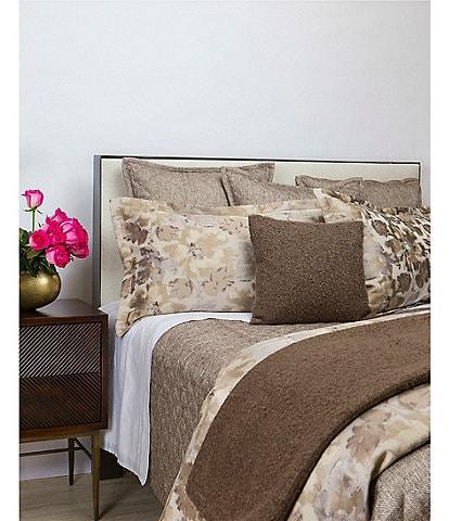 The Art of Home from Ann Gish Smokey Floral Duvet Mini Set