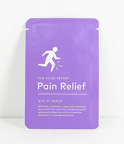 The Good Patch CBD Hemp Infused Pain Relief Patch