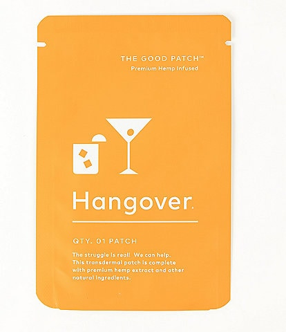 The Good Patch CBD Hemp Infused Hangover Patch