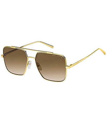 The Marc Jacobs Allure Pilot Sunglasses