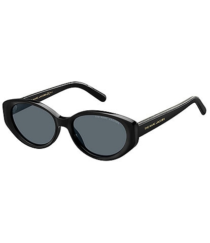 The Marc Jacobs Bevel Cat Eye Sunglasses