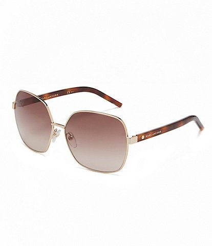 The Marc Jacobs Over Sized Square Sunglasses