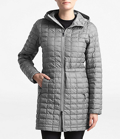 The North Face Act Thermoball Zip Front Parka