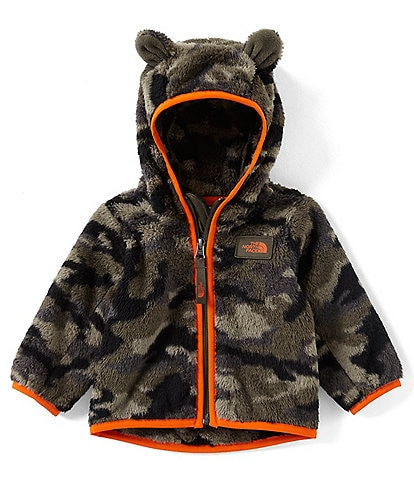 The North Face Baby Boys 3-24 Months Camo Campshire Bear Hoodie