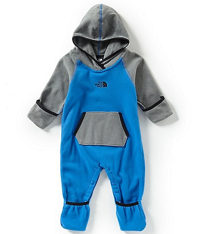 The North Face Baby Boys 3-24 Months Glacier Long-Sleeve Color Block  Coverall 750328e650e