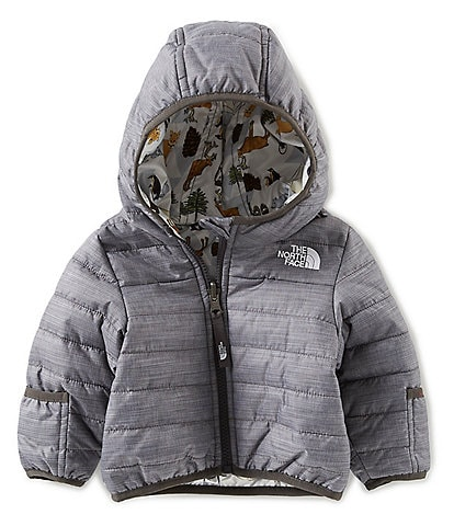 The North Face Baby Boys 3-24 Months Long-Sleeve Reversible Perrito Jacket
