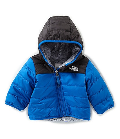 The North Face Baby Boys 3-24 Months Color-Blocked Reversible Mount Chimborazo Hoodie Jacket