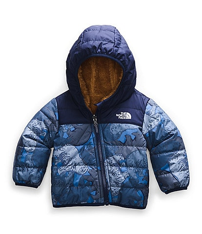 The North Face Baby Boys Newborn-24 Months Bear Camo Reversible Mount Chimborazo Jacket