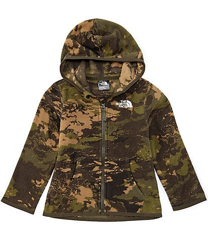 The North Face Baby Boys Newborn-24 Months Cloud Camouflage Glacier Hoodie