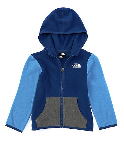 The North Face Baby Boys Newborn-24 Months Colorblock Glacier Hoodie