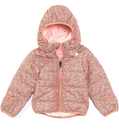 The North Face Baby Girls Newborn-24 Months Reversible Perrito Jacket