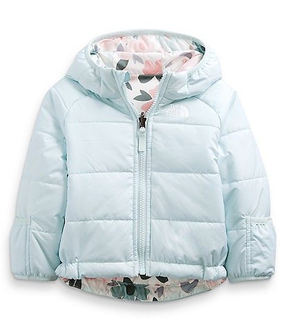 The North Face Baby Girls Newborn-24 Months Reversible Perrito Snow Ski Jacket