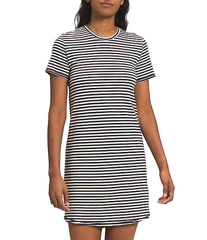 The North Face Best Tee Ever Crew Neck Short Sleeve Dress