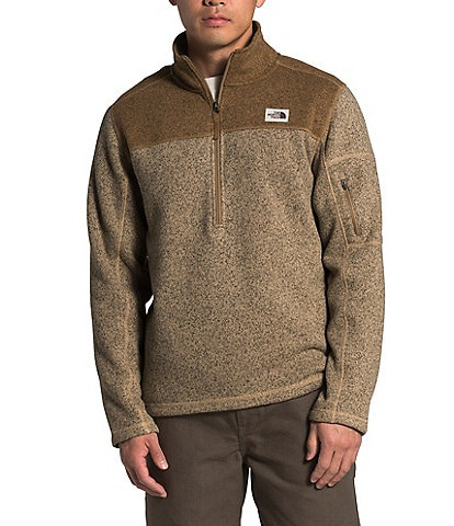 The North Face Big & Tall Long-Sleeve Gordon Lyons Zip Fleece Pullover