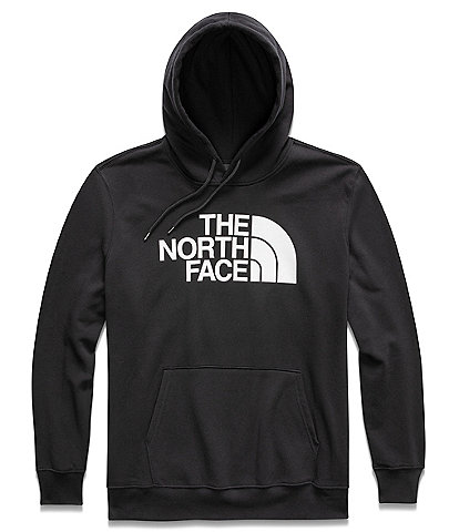The North Face Big & Tall Long-Sleeve Half Dome Pull-Over Fleece Hoodie