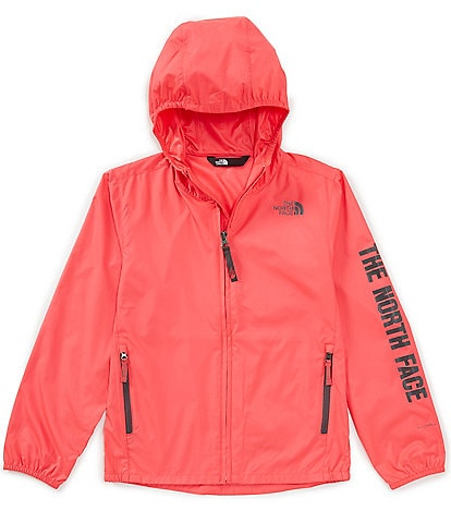 6f2373f74 The North Face Big Girls 7-20 Flurry Wind Hoodie
