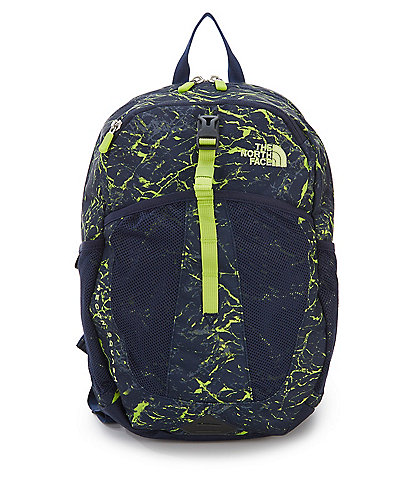 The North Face Boys Printed Recon Squash Backpack