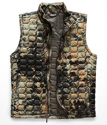 The North Face Camo ThermoBall Vest